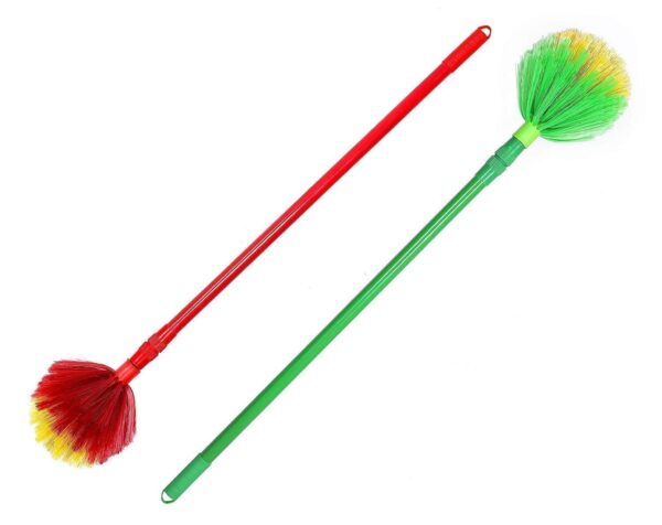 cobweb cleaning broom with extendable rod blessedfriday