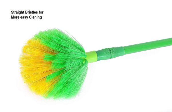 extending handle-long stick dust mop