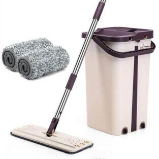 squeeze flat magic mop set blessedfriday