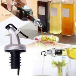 Kitchen Cooking Oil Vinegar Bottle