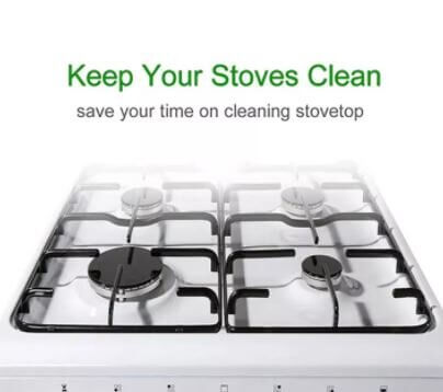 Gas Stove Protectors Cover Mat Pad Blessedfriday pk