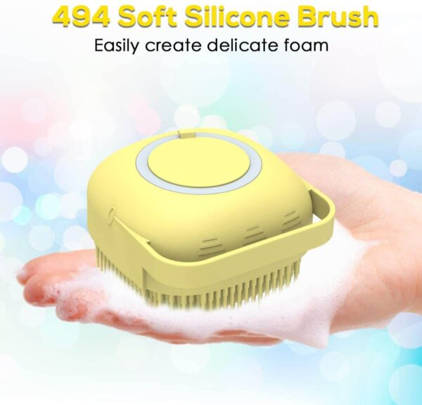 Silicone body scrubber brush review