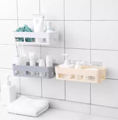 Bathroom Shelves Rack review at best price in Pakistan