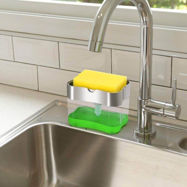 Counter Top Sink Dispenser