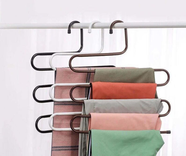 best s shaped clothes hanger online in Pakistan BlessedFriday