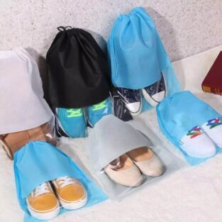 shoes storage bag pouch portable cover online in Pakistan blessedfriday