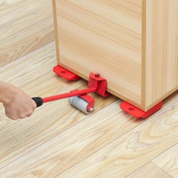 5 Pcs Furniture Moving Tools Set in Pakistan