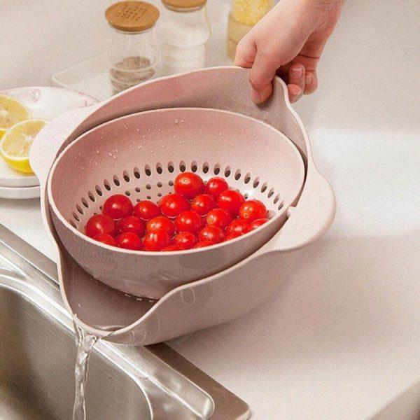 strainer bowl for kitchen sink