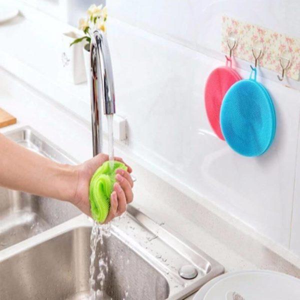 Non Stick Dishwashing Brush blessedfriday
