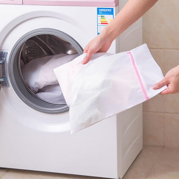 White Mesh Laundry Bag Price in Pakistan blessedfriday