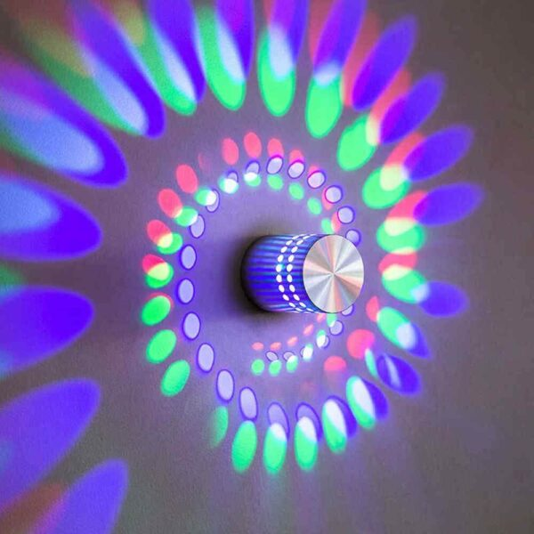 led spiral ceiling light blessedfriday