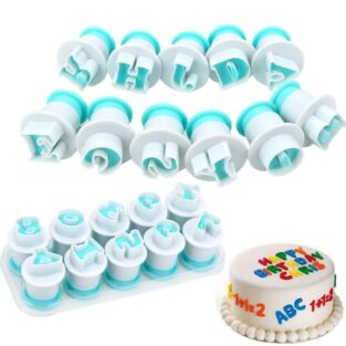 3D Numbers Silicone Cake Baking Pans BlessedFriday.pk