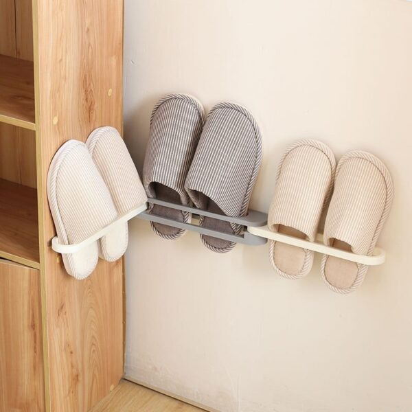 Shoe Organizer Rack for Entryway and Closet