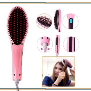 Electric Straightening Comb BlessesdFriday.pk