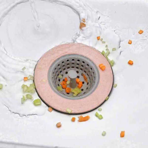 Silicone Kitchen Sink Strainer BlessedFriday.pk