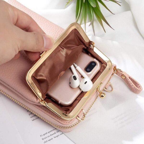 Ladies Phone bag Purse Handbag BlessedFriday.pk