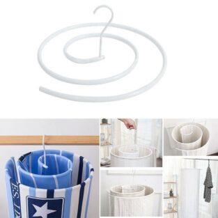 spiral clothesline hanger blessedfriday