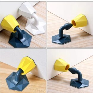 Silicone door stopper double-side tape blessedfriday.pk