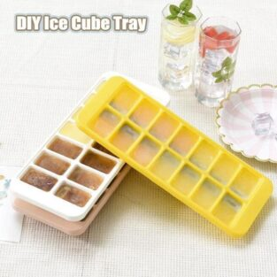 Easy-Release Ice Cube Tray BlessedFriday.pk
