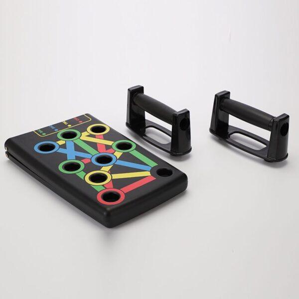 Foldable Push-Up Rack Board