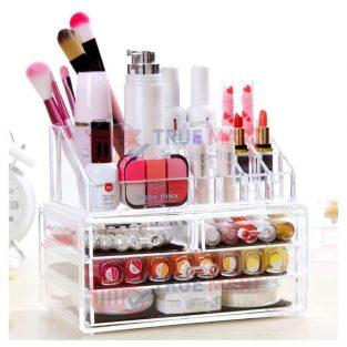jewelry and makeup organizer