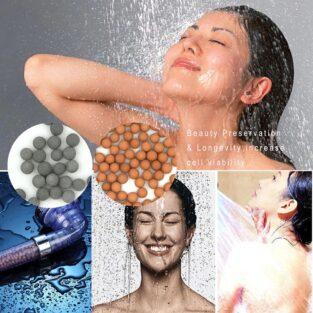 high pressure ionic shower head reviews