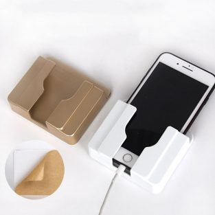 multiple cell phone holder wall mount