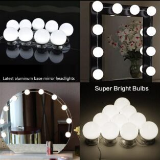 vanity mirror with light bulbs blessedfriday