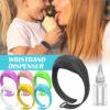 hand sanitizer wearable bracelet