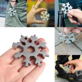 18-in-1 Snowflake Multi-Tool Price in Pakistan