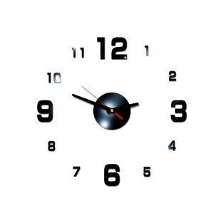 3d clock wall model