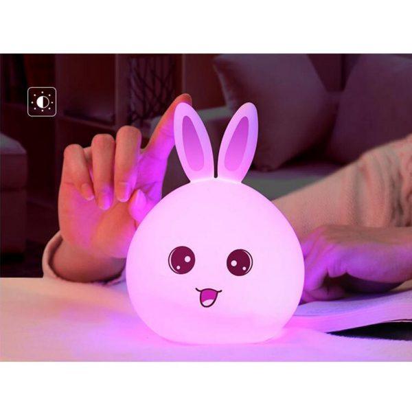 rabbit silicone lamp blessedfriday.pk