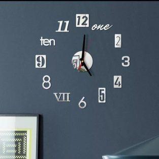 acrylic wall clock online pakistan