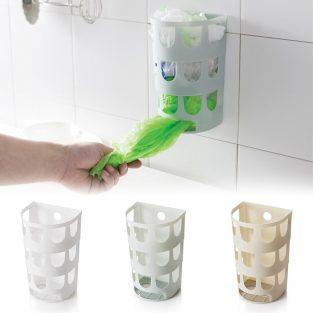 plastic bag holder dispenser
