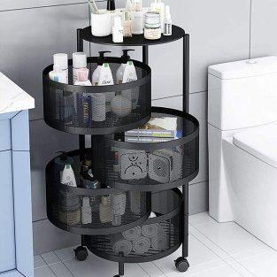 adjustable kitchen rack organizer