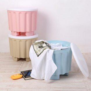 storage box stool blessedfriday.pk
