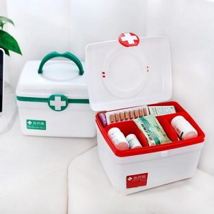 medicine storage box for home