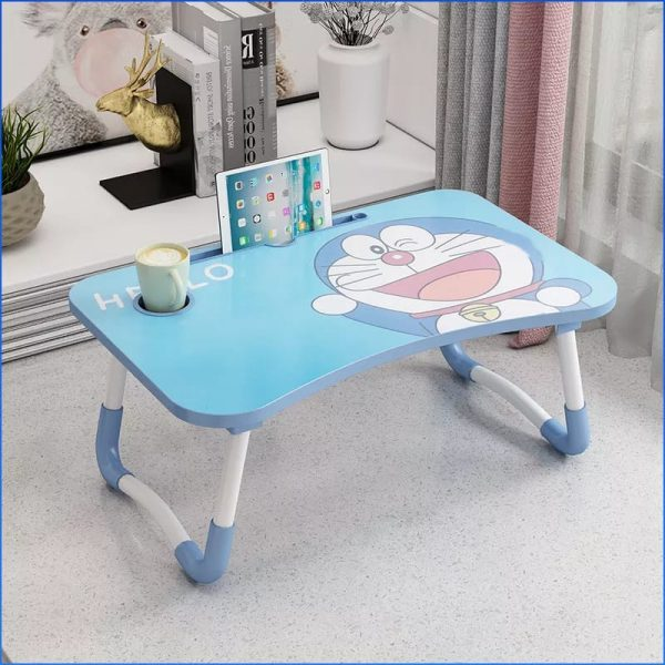 foldable computer desk small lazy laptop table