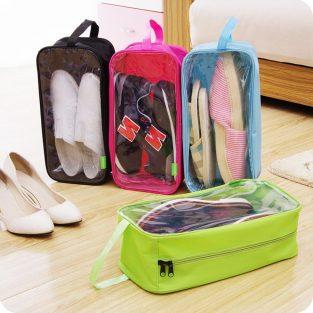 walter drake shoe storage travel bag