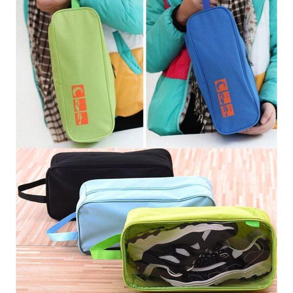 cute travel shoe bags