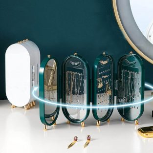 earring display stand with hooks