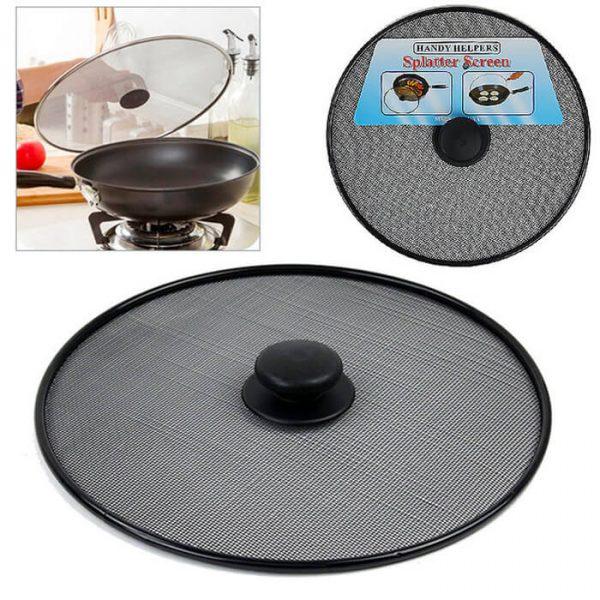 steel mesh frying pan covers pakistan
