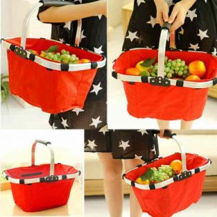 collapsible basket with handles blessedfriday.pk