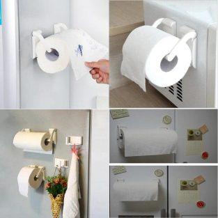 magnetic kitchen towel holder