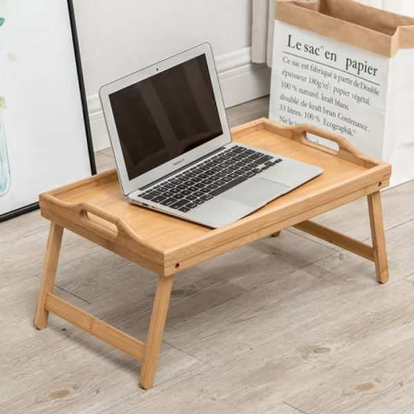 multipurpose foldable wooden table
