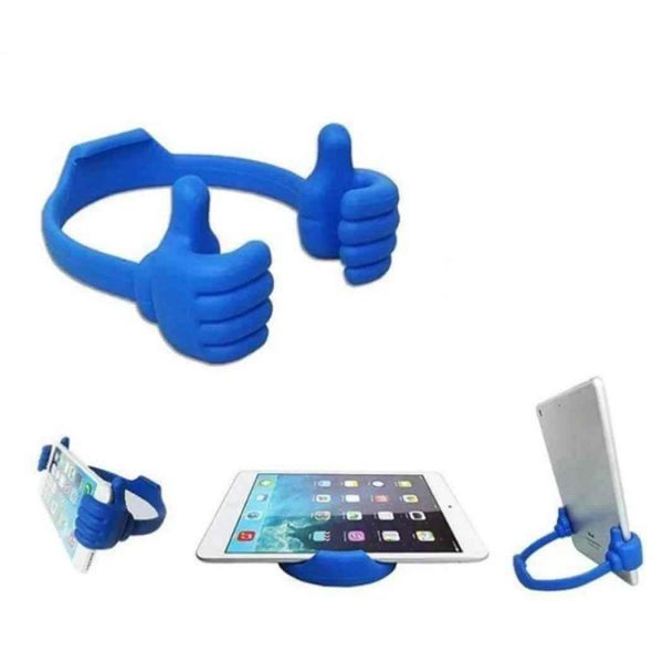 hands free cell phone holder for bed