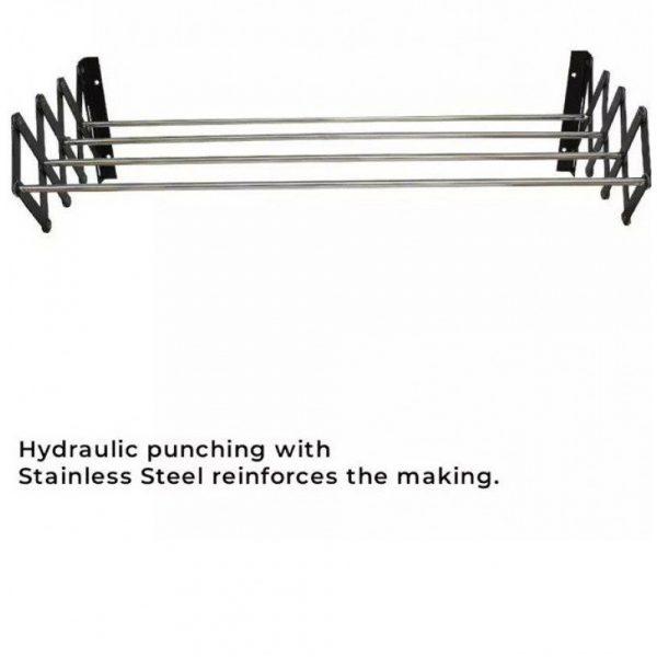folding cloth dryer stand