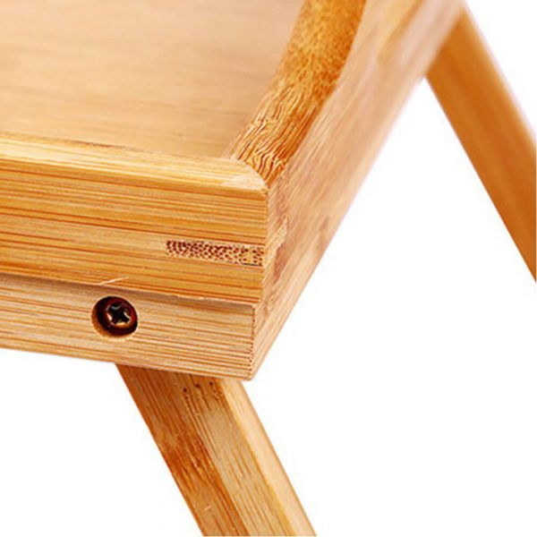 foldable wooden table for study