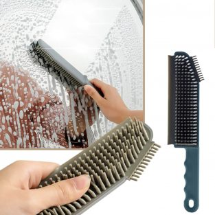 cleaning brush with handle