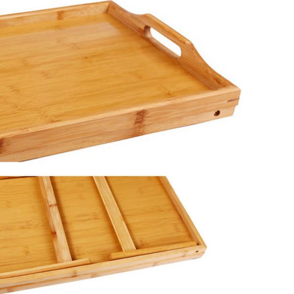 foldable wooden table outdoor